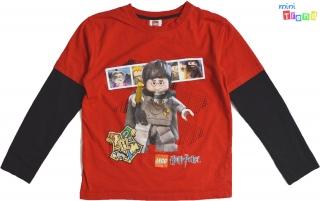 George Lego Harry Potter piros-fekete felső 9-10év  4-Hibátlan empty 9fd063f5d6