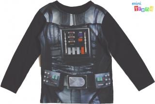 George Star Wars fekete felső 6-7év  4-Hibátlan empty a6fd337d36