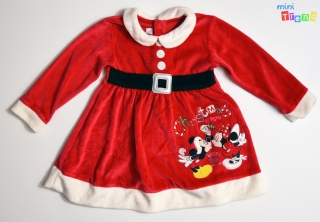 Disney Minnie Mickey piros plüss ruha 86  4-Hibátlan(kis helyen javítva)  empty 9248c48a1f