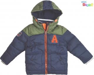 George khaki-sötétkék téli kabát 3-4év  4-Hibátlan empty 6dac4e9f75