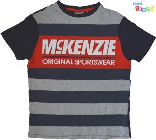 420d21d3b0 Mckenzie szürke-sététkék póló 12-13év' 4-Hibátlan(kis minta töredezés empty